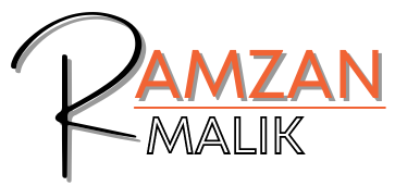 ramzanmalik logo